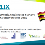 Agent Network Accelerator Survey: Uganda Country Report 2015