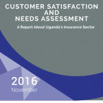 Customer Satisfaction and Needs Assessment: A Report about Uganda's Insurance Sector