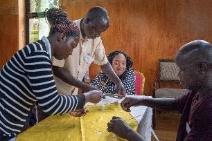 Linking refugees to formal financial services (Part I)