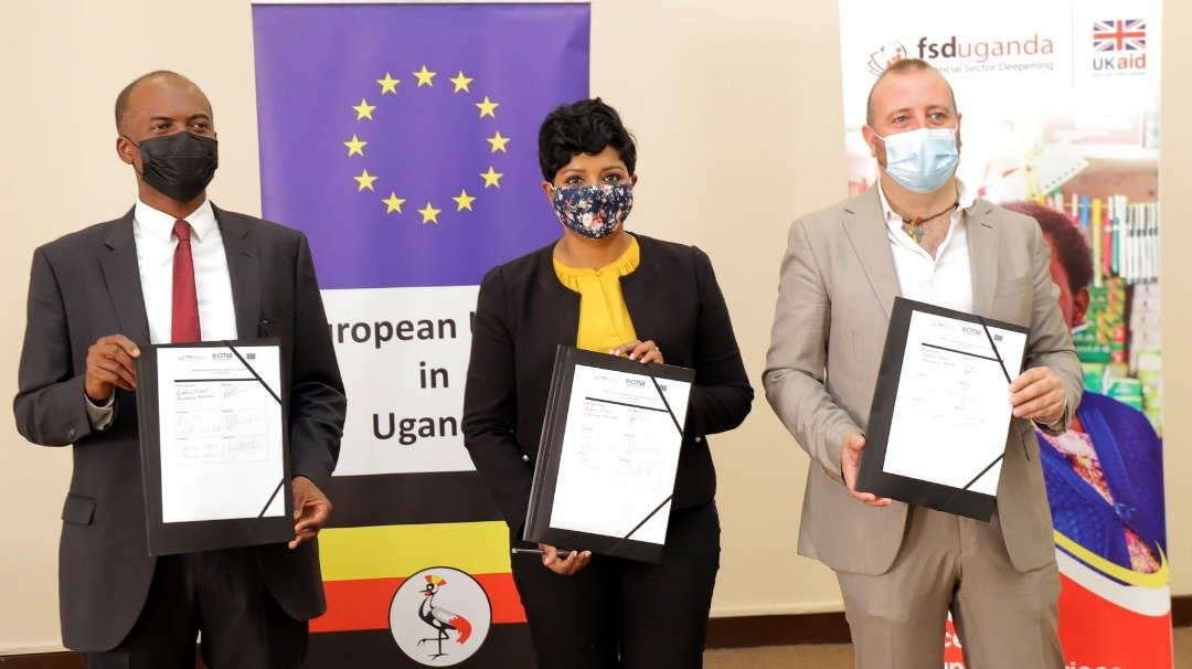Financial Sector Deepening (FSD) Uganda partners with the Capital Markets Authority (CMA) and the European Union (EU) to establish first-of-a-kind Deal-Matching Facility in Uganda